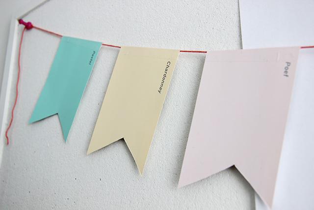 feestvlaggetjes-maken