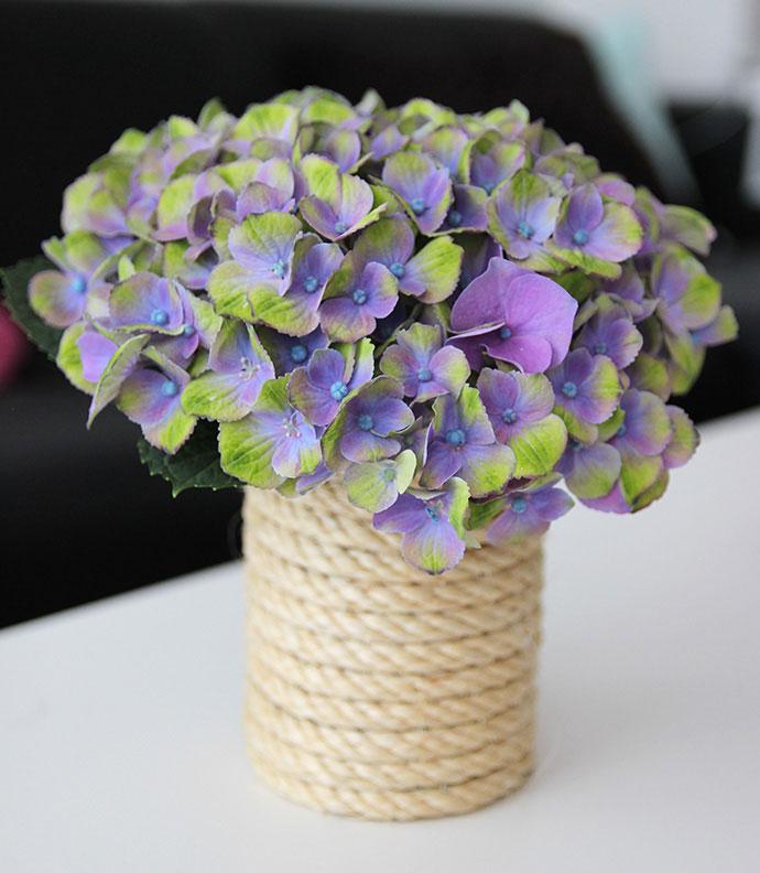 bloemenvaasje-maken