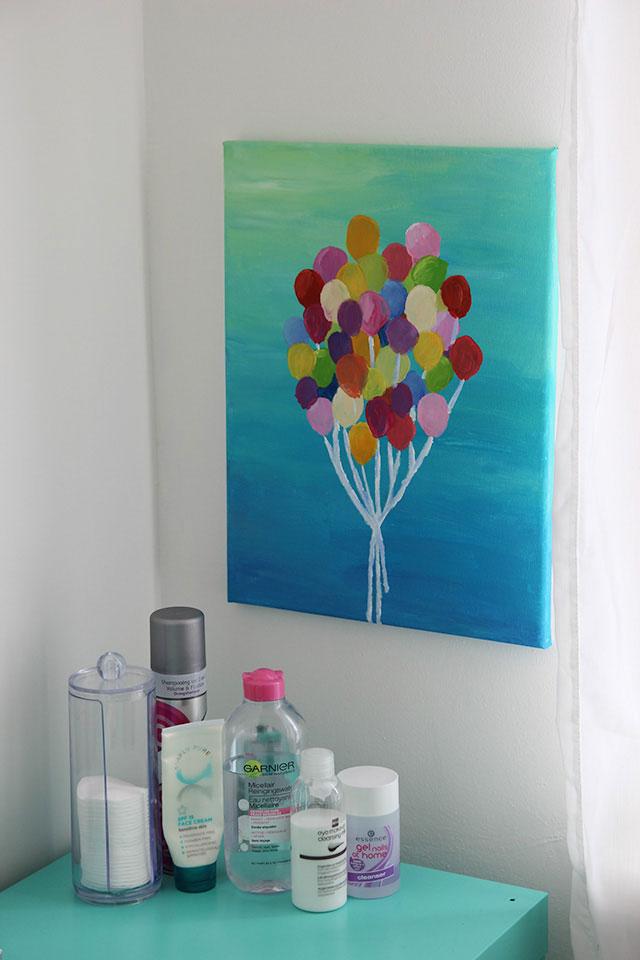 Favoriete Makkelijk een mooi schilderij maken | Cadeaus maken &EM49